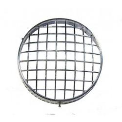 Gitter Alu-Optik für Scheinwerfer MZ ETZ, MZ TS, JAWA.