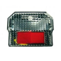 Lampa tylna prostokatna ( biała ) S51, S70, KR51/2, SR50, MZ