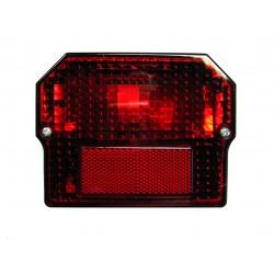 Lampa tylna prostokatna ( czerwona ) S51, S70, KR51/2, SR50, MZ
