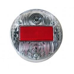 Lampa tylna okrągła ( biała ) S51, S70, KR51/2, SR50, MZ