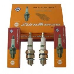Zündkerze M14-260 Aka Electric* - Spezial - (Kopf geriffelt) S51, S70, SR50, SR80 usw.