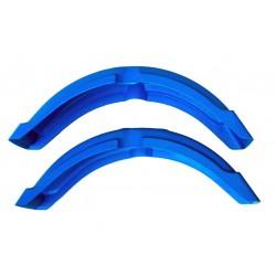 Błotnik przedni ENDURO niebieski / S51, S70