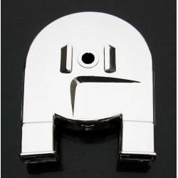 Osłona tylnej zębatki łańcucha S51 S50 S70 KR51 SR4-2 SR4-3 SR4-4 chromowana