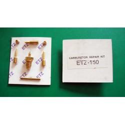 Zestaw naprawczy gaźnika MZ ETZ 150