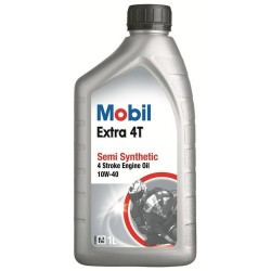 Olej Mobil Extra 4T Semi Synthetic 10W40 1L
