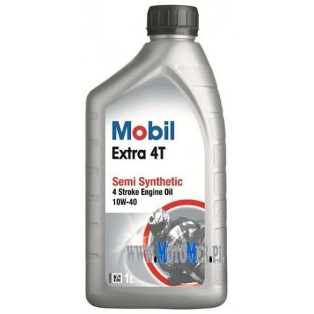 Olej Mobil Extra 4T Semi Synthetic 10W40 1L