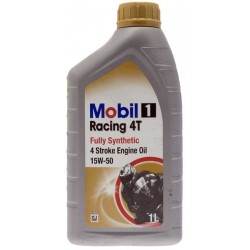 Olej Mobil 1 Racing 4T Fully Synthetic 1L