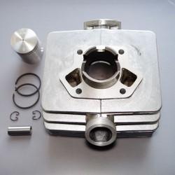 Cylinder SIMSON S51, /ALMOT/ kpl. + tłok + sworzneń + pierścienie + zabezpieczenia sworznia