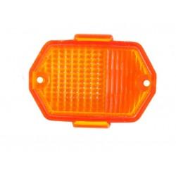 Klosz kierunkowskazu prostokątny, pomarańczowy S50, S51, S70, SR50, SR80, ETZ