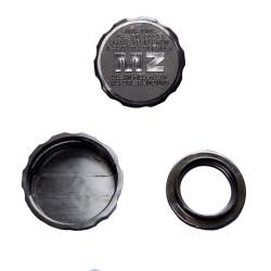 Nakrętka zbiorniczka płynu hamulcowego z pierścieniem odpowietrzającym MZ ETZ
