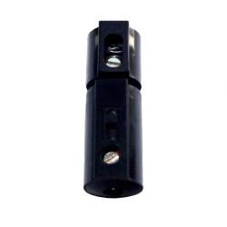 Puszka bezpiecznika SR50, SR80, S53, S83  czarna oryg.