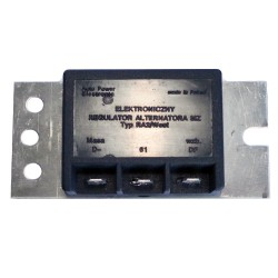 Elektroniczny regulator napięcia 12V TS125 TS150 TS250 TS251 5 wyjść