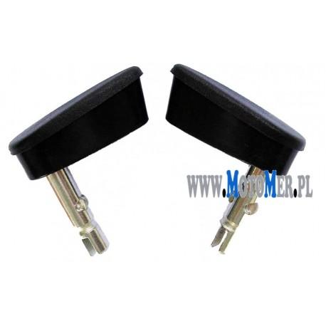 Ignition key black MZ TS 125, 150, 250