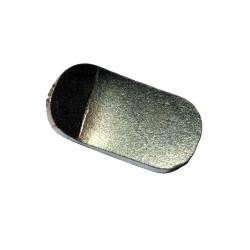 Blaszka gumy podnóżka tył WSK Romet