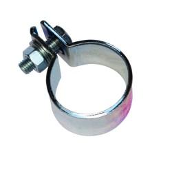 Obejma kolanka tłumika do MZ ES125, ES150, TS125, TS150, ETZ125, ETZ150