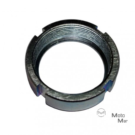 Nowa nakrętka cylindra, nakrętka kolanka wydechowego motocykli WSK 125, WFM M06 125