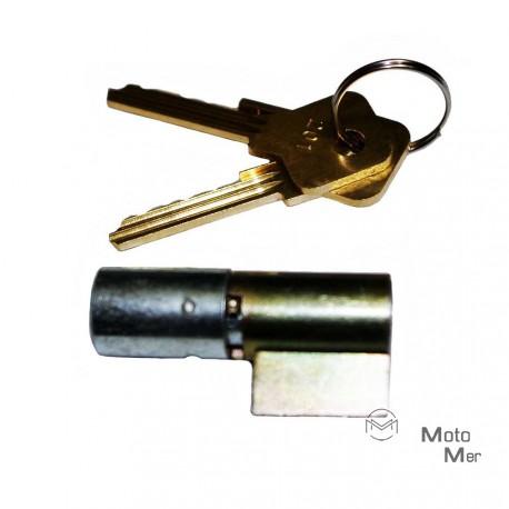 Zamek blokady kierownicy SIMSON S50, S51 46mm /MZA/