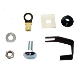 Set small parts for ground connection to the engine S51, S70, SR50 /MZA/