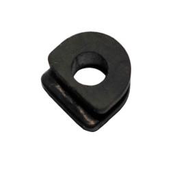 Verschlussstopfen - Grundplatte (Gummi mit Bohrung) passend für S50, S51, S70, S53, S83, KR51/2, SR50, SR80