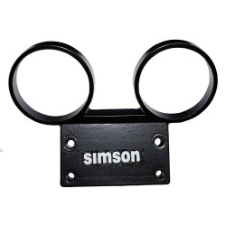 Dashboard carrier for Speedometer and Tachometer SIMSON S51, S50, S70 ENDUR