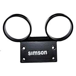 Mocowanie półka uchwyt zegarów SIMSON S51, S50, S70, ENDURO