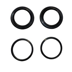 Repair kit caliper (2x piston sealing ring, 2x cuff) ETZ125, ETZ150, ETZ250, ETZ251