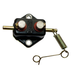Włącznik świateł stopu WSK125 ze sprężyną /SWISS/