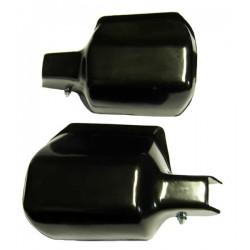 Protektoren schwarz Simson S50, S51, S70 im Satz (Handschützer)