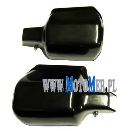 Hand Protectors black classic S50, S51, S70, SR50, Enduro