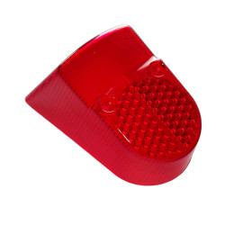 Rear motorcycle lamp glass, ROMET KOMAR