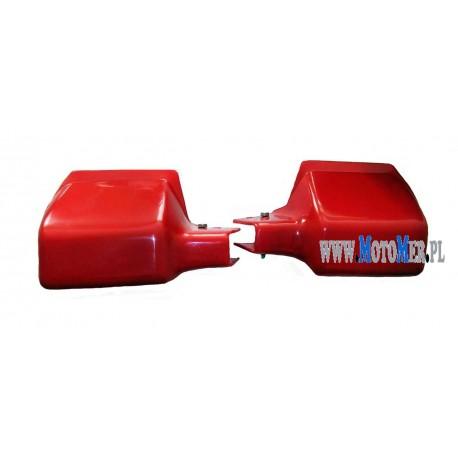 Hand Protectors red classic S50, S51, S70, SR50, Enduro