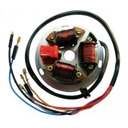 Grundplatte 6V elektronic 35/35W komplett S50, S51, S70, KR51/2