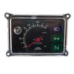 Tacho mit Blinkerkontrolle SR50, SR80 bis 100 km/h