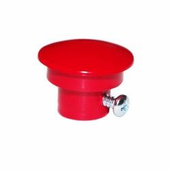 Tail plug short (plastic) for handlebar ETZ125, ETZ150, ETZ251, ETZ301