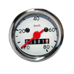 Speedometer S50, S51N do 80km/h Ø48mm.
