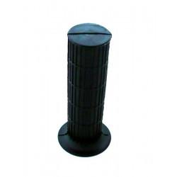 Rubber handlebar left MZ ETZ TS black