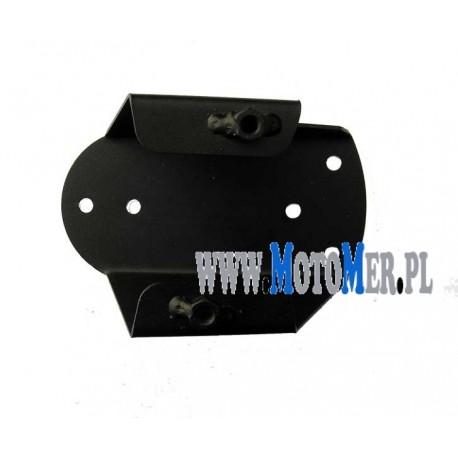 Spacer plate front fender plastic Simson Enduro