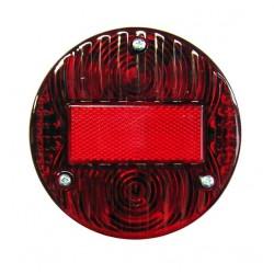 Lampa tylna okrągła ( czerwona ) S51, S70, KR51/2, SR50, MZ
