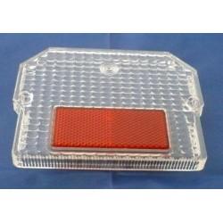 Klosz lampy tylnej prostokatny biały S51, S70, KR51/2, SR50, ETZ