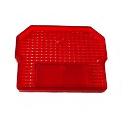 Rücklichtkappe eckig (134 x 104 mm) ( red )  S51, S70, KR51/2, SR50