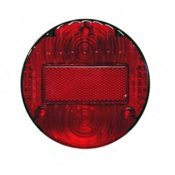 Tail light lens ( red ) for MZ ETZ, Simson S51