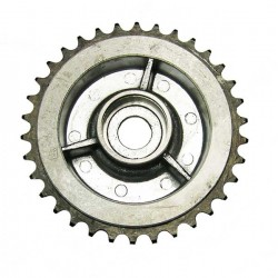 Chain sprocket rear ( 34 cog ), S50, S51, S70, KR51/2, KR51/1, SR4-1, SR4-2, SR4-3, SR4-4