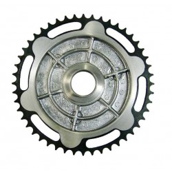 Chain sprocket rear MZ ETZ 150