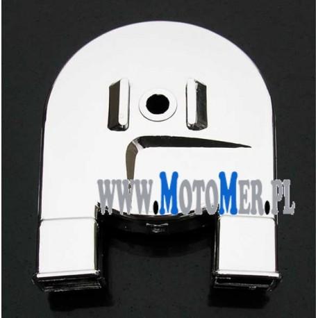 Osłona tylnej zębatki Simson S51 chromowana
