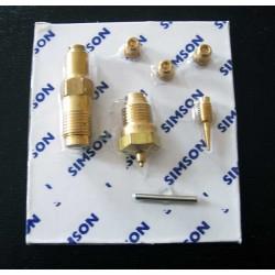 Zestaw naprawczy gaźnika Simson 16N3, 16N1