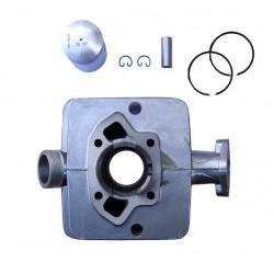 Cylinder SIMSON SR50, /ALMOT/ kpl. + tłok + sworzneń + pierścienie + zabezpieczenia sworznia
