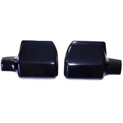 Owiewka na dłoń motocyklowa ( czarna )