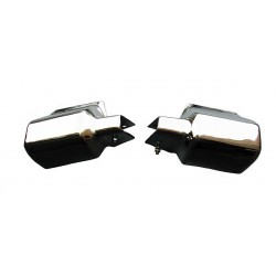 Owiewka na dłoń Simson S50, S51, S70, SR50, Enduro ( chromowana )