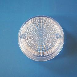 Indicator-cap, rear, round in white S50, S51, S70, SR50, SR80, ETZ